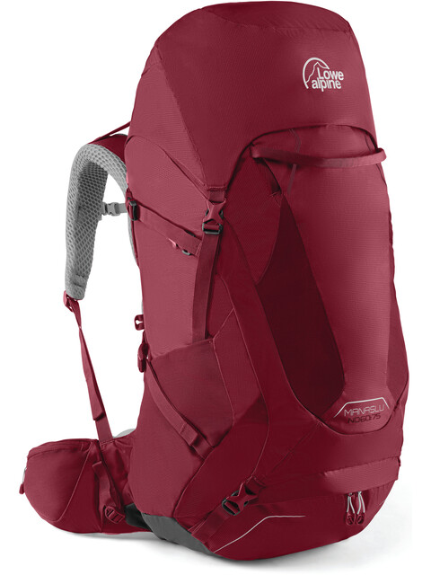 Lowe Alpine Manaslu Backpack Women ND60l Raspberry